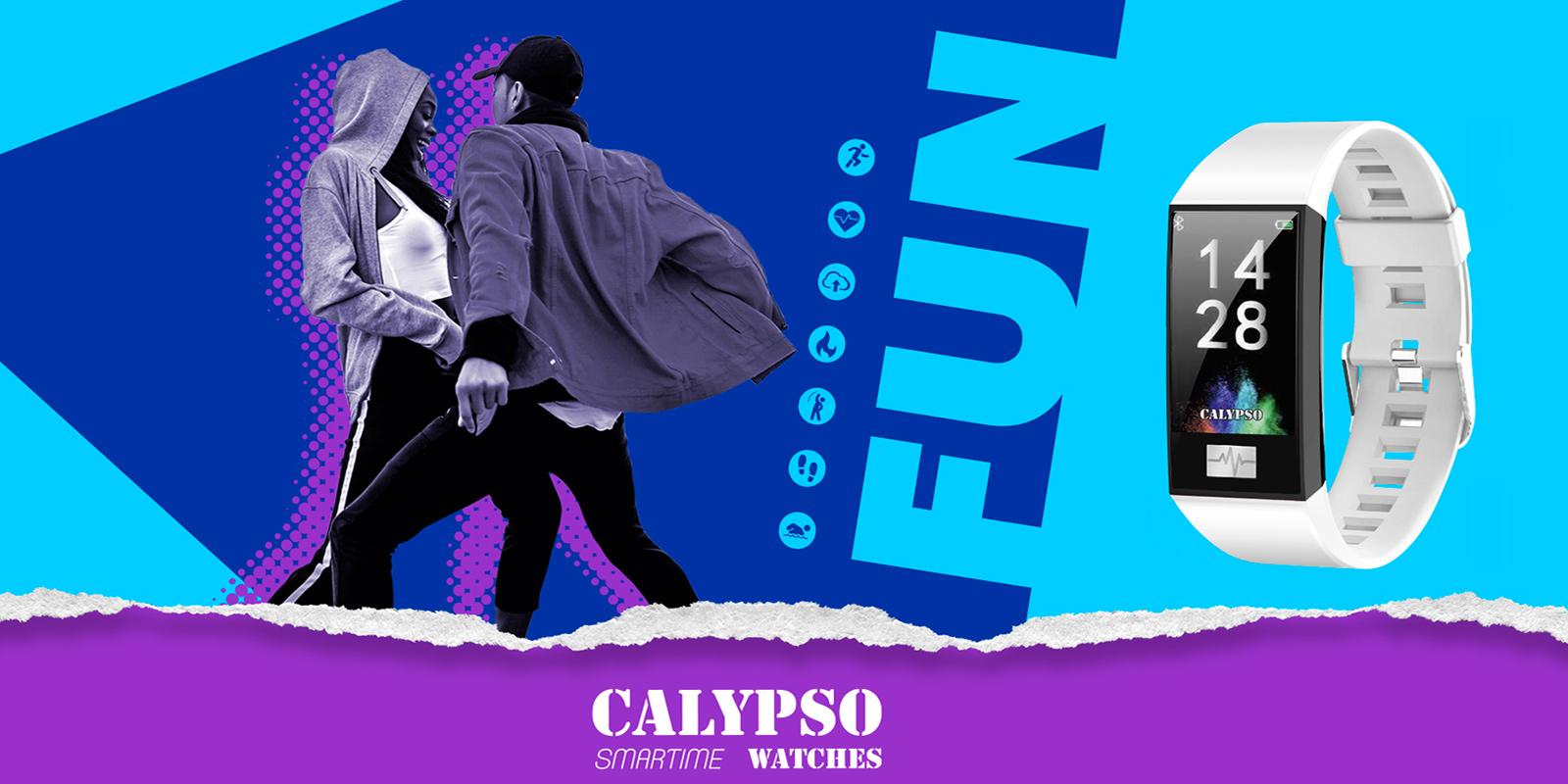 Calypso Smartime Watches