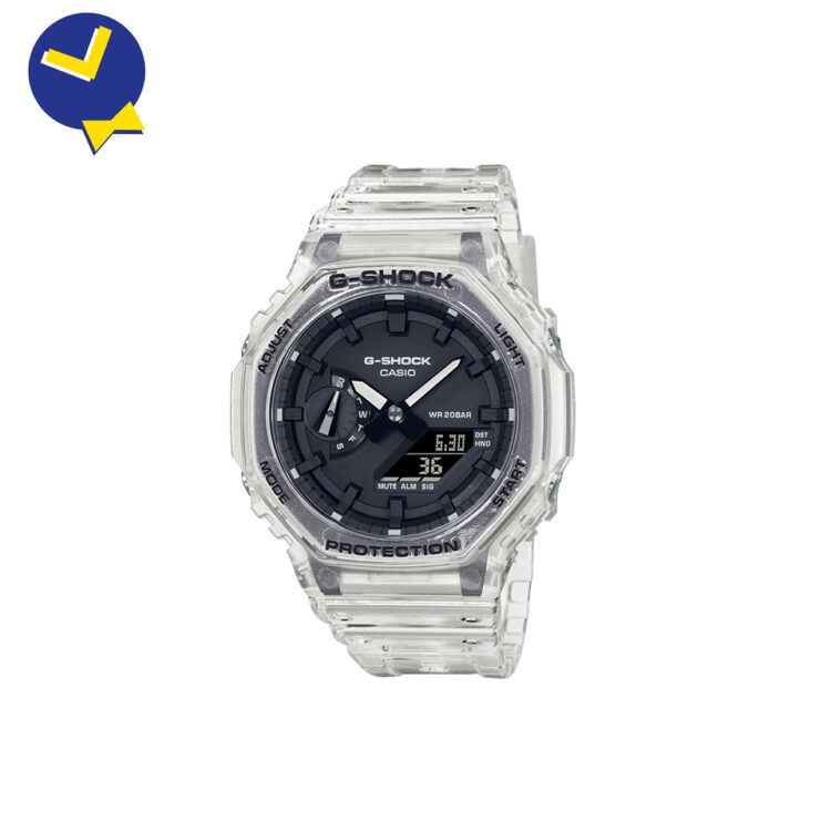 Orologio Uomo Casio G-Shock GA-2100SKE-7AER