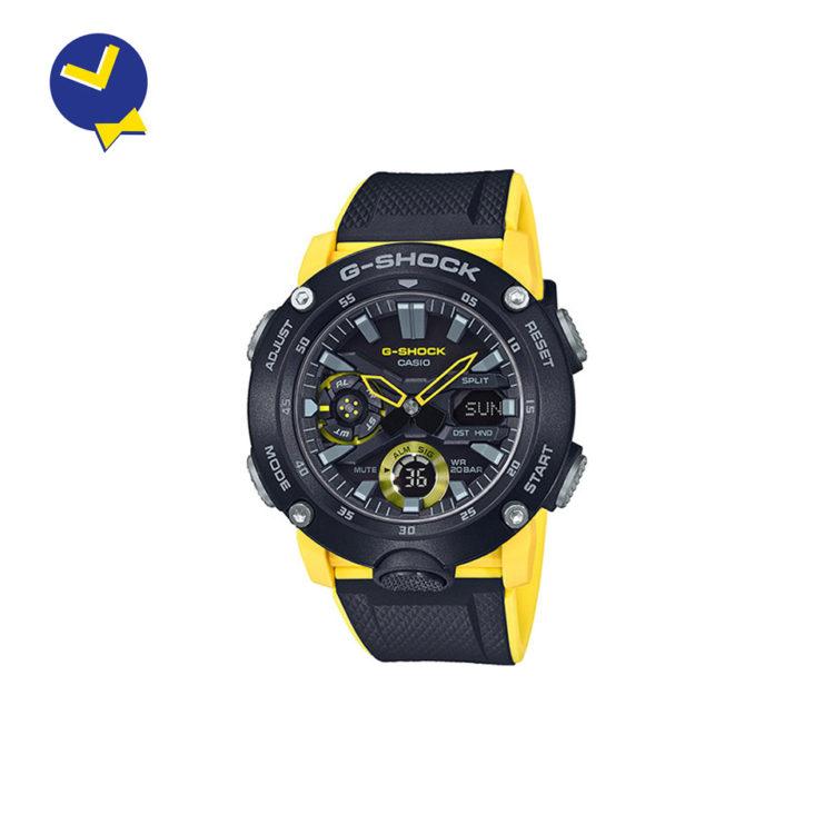 Mister Watch Orologeria Gioielleria a Biella e Borgomanero Orologio G-Shock GA-2000-1A9ER