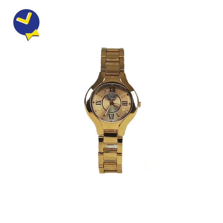 Misterwatch-orologeria-gioielleria-Biella-Borgomanero-orologio-donna-logic-gold