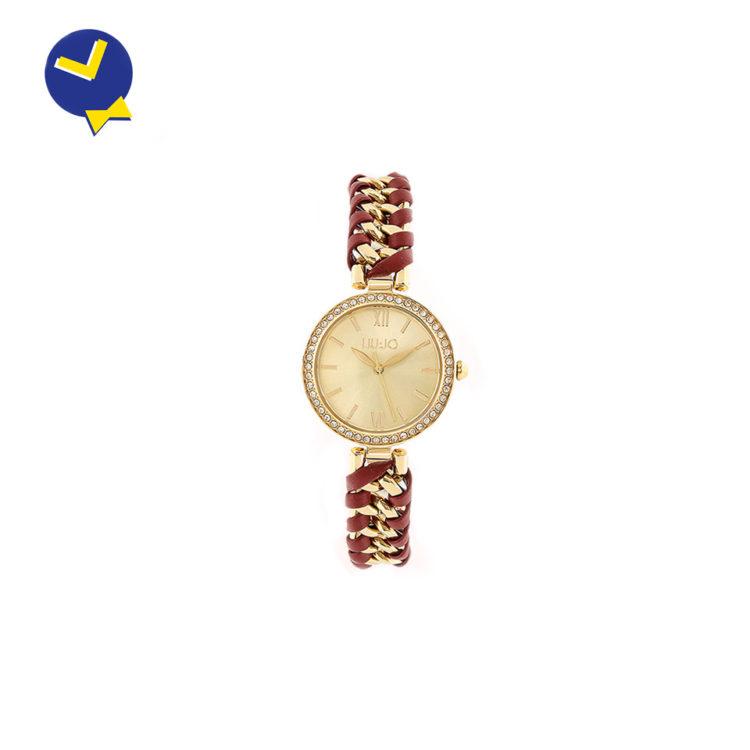 mister watch biella borgomanero orologio liujo-naira-gold-1113