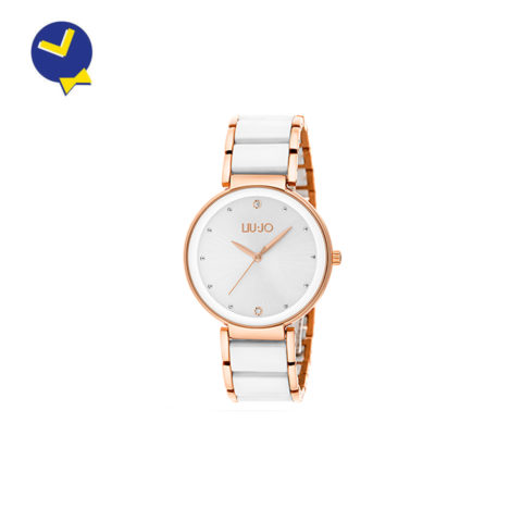 mister-watch-orologeria-gioielleria-biella-borgomanero-orologio-donna-liu-jo-luxury-bicolour-TLJ 1197A