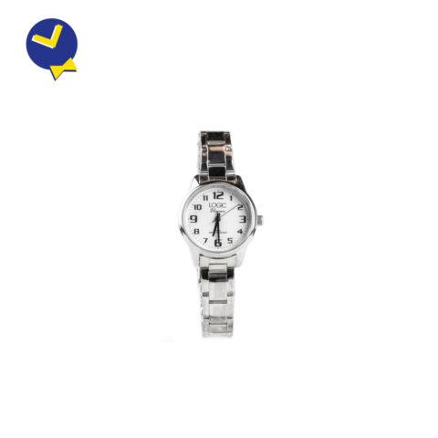 mister-watch-orologeria-biella-borgomanero-orologio-logic-acciaio-donna-white
