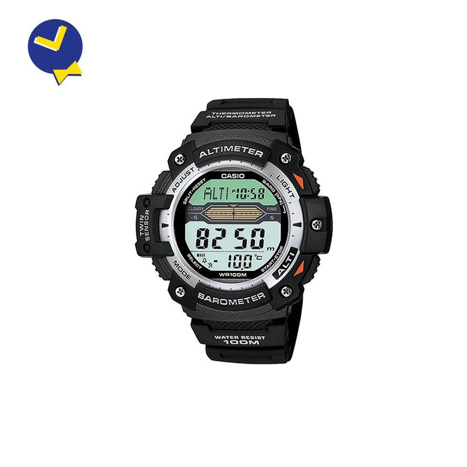 ca97cbbef6e Casio Altimetro SGW-300H-1AVER